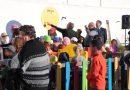 Inauguração do Parque Infantil dos Moinhos, em Atalaia