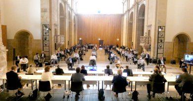 Concelho Geral da ANAFRE em Coimbra